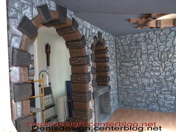 decor medieval celtique. Black Bedroom Furniture Sets. Home Design Ideas